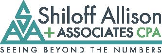 Shiloff, Allison & Associates CPA Logo